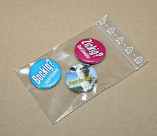 Goat Ziegen Simulator Rare Promo Button Pin Badge Set Playstation 3 4 Xbox One