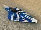 LEGO Star Wars 8093 Plo Koon's Jedi Starfighter 100% COMPLETE W/ Minifigs