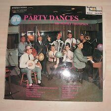 SYDNEY THOMPSON - Party Dances (Vinyl Album)