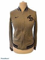 """Nike Jacket Sport """"Athletic Dept"""" Sweat Zipped Jacket- Size M"""