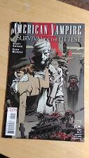 American Vampire # 5 (of 5) Surival of the Fittest Vertigo Dec 2011 - VF-