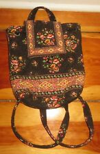 Vera Bradley Chocolat  small Backpack