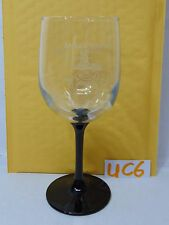 MASON MASONIC FREEMASONRY LODGE TEMPLE GLASS CUP STEM ANSAR 2003 SPRINGFIELD