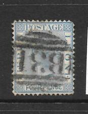 SIERRA LEONE  1876   4d    QV   GU  SG 21