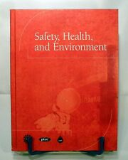NEW SAFETY, HEALTH AND ENVIROMENT by CAPT ~ PROCESS INDUSTRIES ~ FREE SHIPPING!!