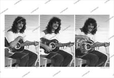 Henry Paul 3-Frame Original 1980 Photo Sequence The Outlaws & BlackHawk/no-cd/lp