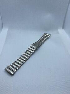 Cartier - Santos De Cartier Stainless Steel Bracelet - 20mm Lug Width