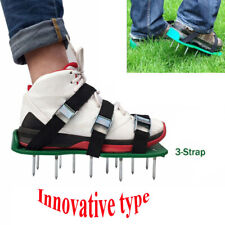 Lawn Aerator Spike Shoes Loose Soil Shoes Garden Outdoor Soil Respiration Care