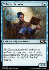 4x tolarian scholar | nm/m | core set 2019 m19 | Magic mtg