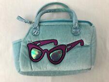 Aurora Stuffed Animal Puppy Dog Pet Carrier Bag Purse Cool Sunglasses