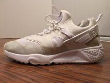 Nike Air Huarache Utility, 806807-100, White, Men's Running Shoes, Size 12