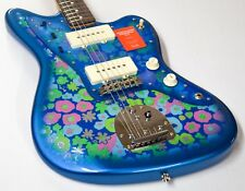 Fender Traditional 60s Jazzmaster - Blue Flower