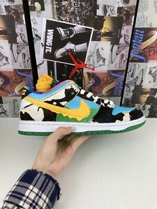 NIKE SB Dunk Low Ben and Jerry's CHUNKY DUNKY Top Quality Identical