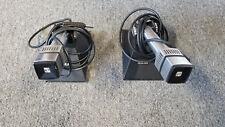 Akai UM-101 Unidirectional Dynamic Microphone Vintage Rare QTY (2) FREE SHIPPING