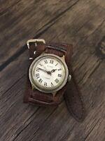 Vostok Watch  Men's Military Wristwatch Soviet Komandirskie USSR Wostok
