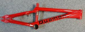 QUAMEN G5 BMX FLATLAND FRAME in PRISTINE CONDITION barely ridden LIKE NEW