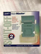 Orbit Water Master 57091 Automatic Rain Sensor Lawn Sprinkler Shut-Off