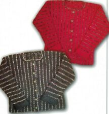 New ListingKnitting Pattern by Designs by Louise Skylar's Evening Jacket