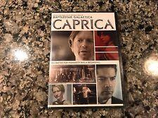 Carprica New Sealed Season 1 DVD! 2009 Battle Star Galactica Warehouse 13