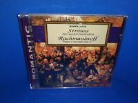 Romantic: Strauss; Rachmaninoff (CD, Sep-1996) BRAND NEW! A500