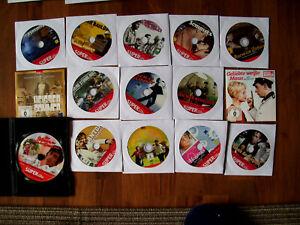 15 DVDs - Super - Illu - gebraucht