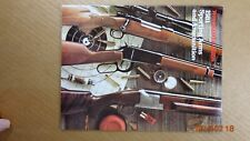 1981 Winchester Arms AND AMMUNITION Catalog