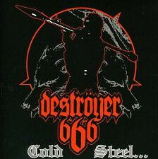 Destroyer 666 - Cold Steel for An Iron Age [New CD] Argentina - Import