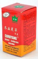 30 capsule Cordyceps MIGLIORAMENTO vigore ANTIAGE fegato disintossicante