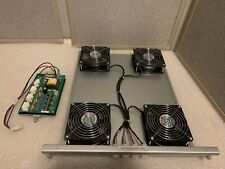 Hot Swappable Fans w/ Control PC Board for APC InfraStruXure Power Manager
