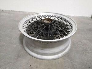 4 x Cerchioni a raggi 42 cm. Cerchi per MG, Austin, Triumph, TVR, Morgan.