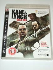 "Kane & Lynch Dead Men Playstation 3 PS3  ""FREE UK P&P"""