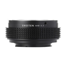Shoten Lens Adapter Ring for M42 to Sony E a6000 a6300 A7 A7III A7RIII A7R3 NEX