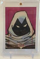 MOON KNIGHT MARVEL 70 YEARS ARTIST SKETCH AUTOGRAPH AUTO CARD 1/1