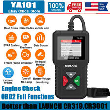 Automotive Code Reader OBD OBD2 Scanner Car Check Engine Fault Diagnostic Tool