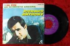 Single Richard Anthony: Cin Cin (Columbia SCMQ 1752) Italy