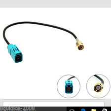 Connects 2 CT27AA116 Fakra hembra-SMA macho adaptador de antena para coche