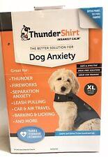 Thundershir Dog Anxiety Jacket, Solid Gray, Extra Large, 65-110lbs 1189