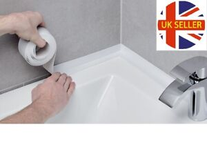 Adhesive Waterproof Kitchen Bathroom PVC Sealing Tape LIMITED STOCK CLEARANCE