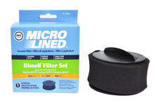 DVC Micro Lined Bissell HEPA Filter Set Easy Vac and PowerForce 2037913