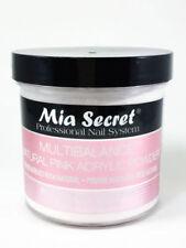 Mia Secret Multibalance Natural Pink Acrylic Powder 4oz + FREE SHIPPING