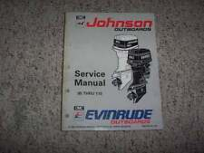 1993 Johnson Evinrude 85 88 90 100 115 100 HP 90 CV Shop Service Repair Manual