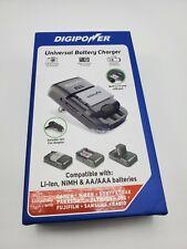DigiPower Tc-U450 Universal Camera Battery Charger