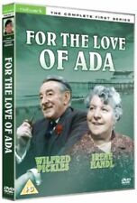 FOR THE LOVE OF ADA the complete first series 1. Irene Handl. New sealed DVD.