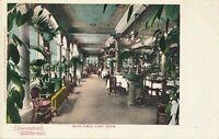 SPOKANE WA – Davenport Main Aisle East Room – udb (pre 1908)