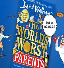 The World's Worst Parents by David Walliams (NEW DIGITAL) 2020