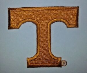 """Tennessee Volunteers Embroidered Patch~2 3/8"""" x 2""""~Iron Sew~NCAA~FREE Shipping"""