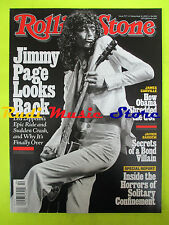 ROLLING STONE USA MAGAZINE 1171/2012 Jimmy Page Kesha Bruce Springsteen No cd