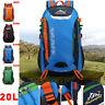 20L Waterproof Outdoor Travel-Backpack Sport Bag Camping Hiking Daypack Rucksack