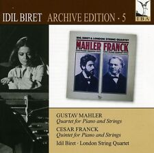 London String Quarte - Idil Biret Edition 5: Quartet for Piano & Strings [New CD