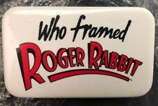 Vintage 1988 Who Framed Roger Rabbit Pin Disney / Amblin